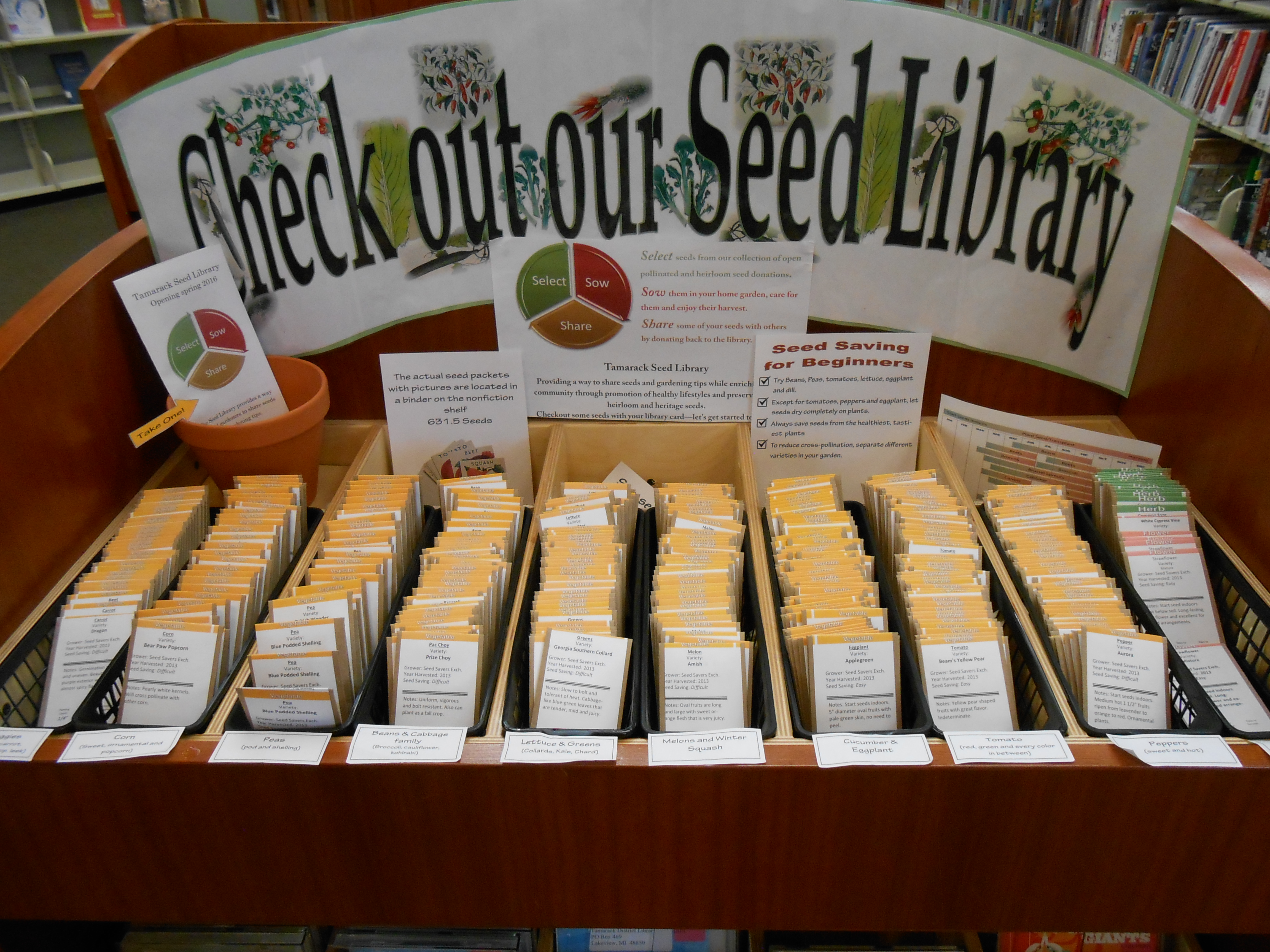 Seed Library |